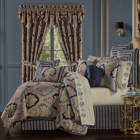 Five Queens Court Bristol Luxury Comforter Set