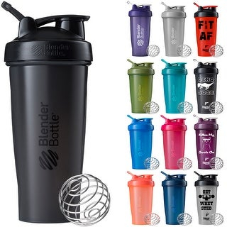 Blender Bottle Classic 28 oz. Shaker with Loop Top (5 options available)