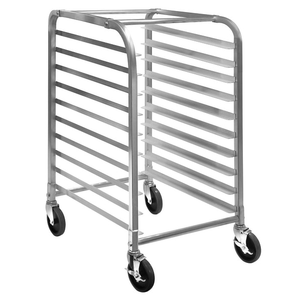 10-Sheet Commercial Bakery Rack by GRIDMANN