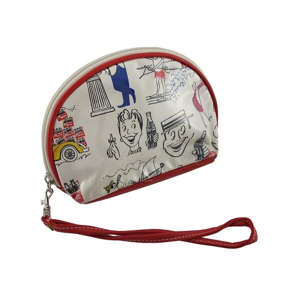 Coca-Cola Everyday Cosmetic Bag/Wristlet