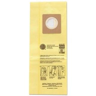 Hoover Company AH10243 Hushtone Vacuum Bags, Yellow