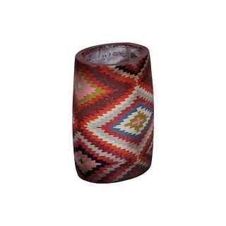 GuildMaster 203505 13 Inch Tall Terra Cotta Vase - N/A
