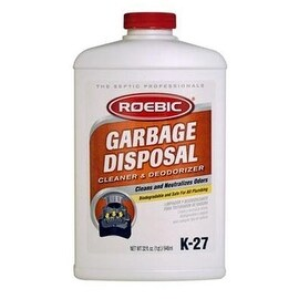 Roebic K-27-Q Garbage Disposal Cleaner, 1 Quart