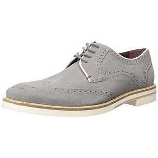 Ted Baker Mens Archer 2 Suede Wingtip Derby Shoes - 7 medium (d)