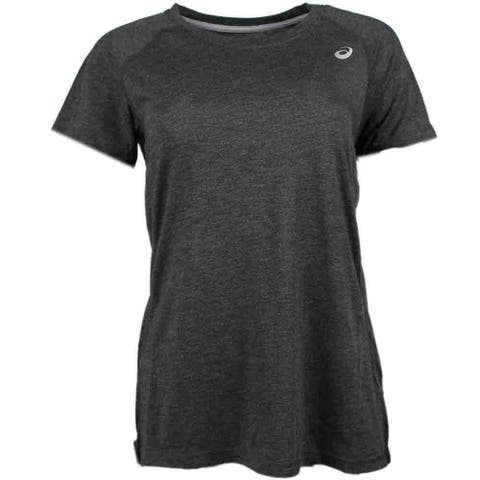 Asics Womens Tm Essential Short Sleeve Athletic T-Shirt