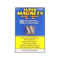 "The Magnet Source Neodymium Magnet Disc 1/3""10pc"