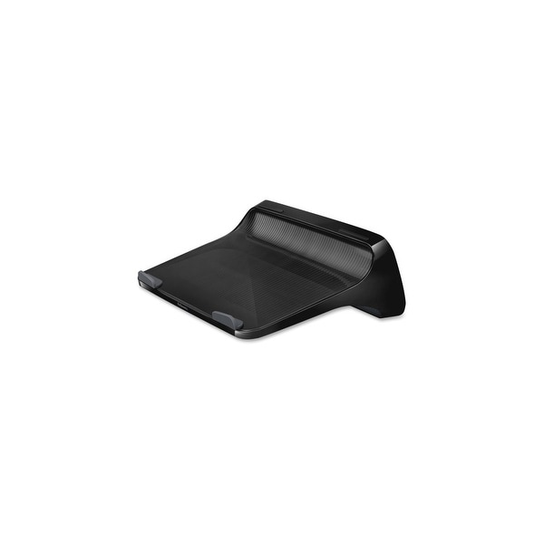 """Fellowes Inc. 9472401 Innovative laptop riser design elevates your laptop for enhanced viewing comfort - Up to 17"""" Screen"""