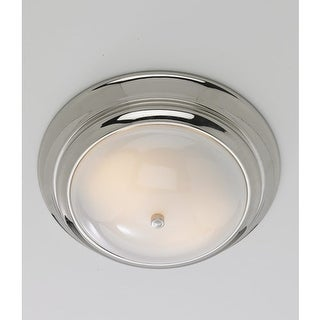 Norwell Lighting 5372 2 Light Flush Mount Ceiling Fixture from the Clayton Collection