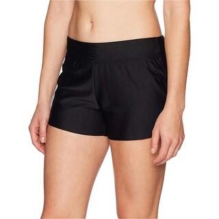 Link to Coastal Blue Women's Swimwear Bikini Bottom, Black, L (12-14) - 12 Similar Items in Women's Surf & Swim Clothing