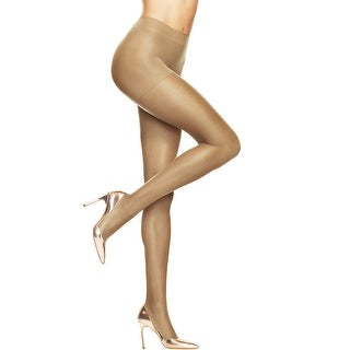 Hanes Absolutely Ultra Sheer Control Top Sheer Toe Pantyhose - e