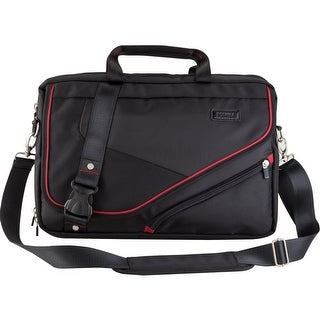 "NEW - Toshiba 16"" Messenger Case Ballistic Polyester Travel Friendly"