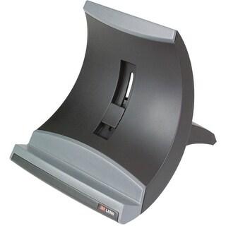 "3M LX550 3M LX550 Notebook Stand - 8.8"" Height x 7.8"" Width x 6.4"" Depth - Silver, Black"