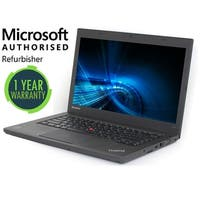 Refurbished Lenovo T440, intel i5(4300U) - 4TH GEN, 8GB, 500GB, W10 Pro, WiFi
