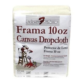 Trimaco 1003 Frama Drop Cloth Runner 12' x 15', 10 Oz
