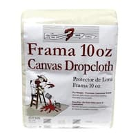 Trimaco 1003 Frama Drop Cloth Runner 12' x 15', 10 Oz