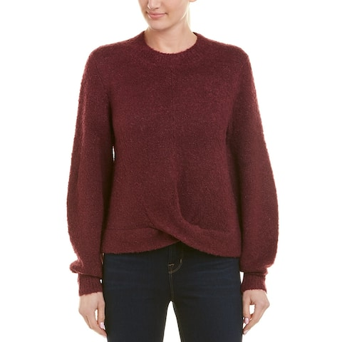 Joie Stavan Wool-Blend Sweater