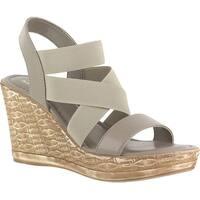 Easy Street Womens Felisa Open Toe Casual Ankle Strap Sandals