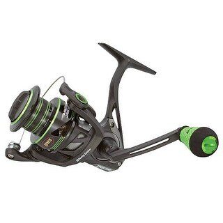 """Lews Mach II Speed Spin Series Spinning Reel Mach II Speed Spin Series Reel"""