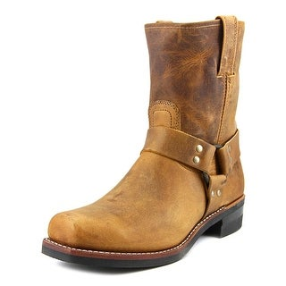 Frye Harness 8R Square Toe Leather Western Boot