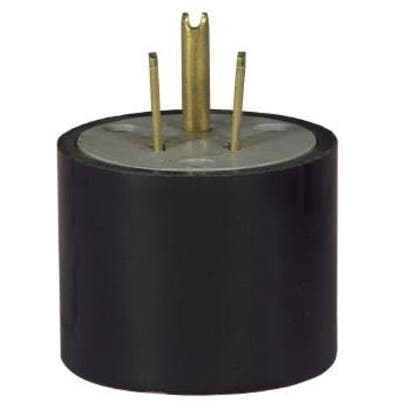 Pass & Seymour 1264 Travel Trailer Electrical Adapter, 30 Amp