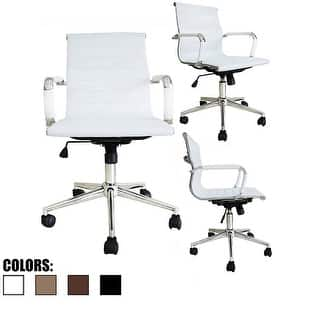 White Office & Conference Room Chairs For Less | Overstock.com
