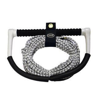Rave Sports DynemaPoly Blend Wakeboard rope with Fuse Grip