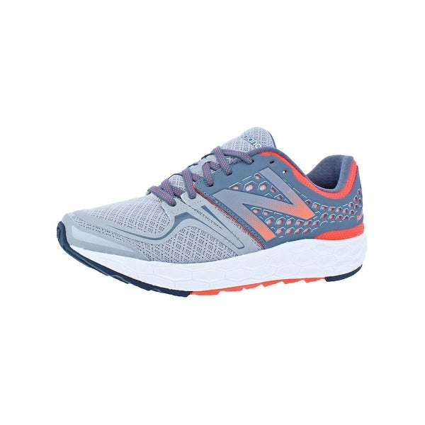 new arrival d9553 b651c New Balance Womens Fresh Foam Vongo Running Shoes Training Pattern - 8.5  medium (b,