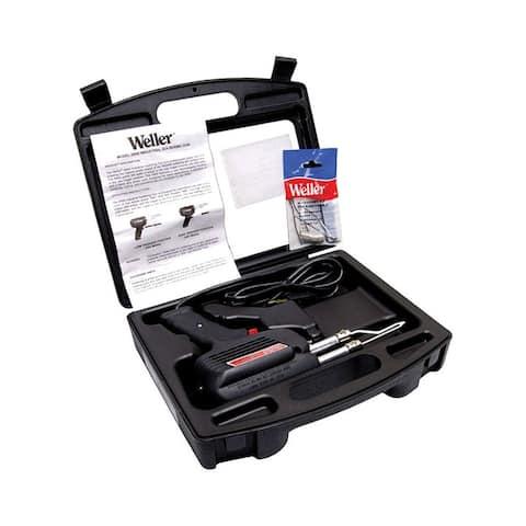 Weller d650pk weller industrial solder gun kit 300/200w 120v