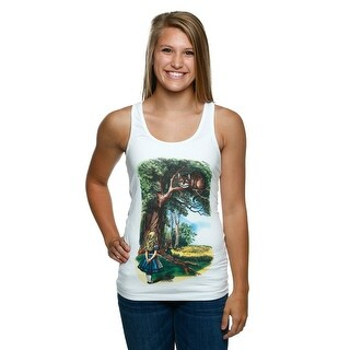 Womens Alice in Wonderland Classic Tank Top