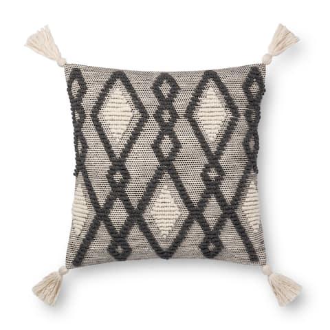 Alexander Home Pippa Boho Diamond Throw Pillow