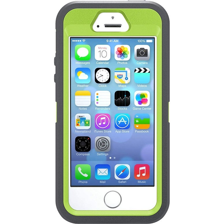 Shop OtterBox Defender Case & Screen Protector for iPhone SE