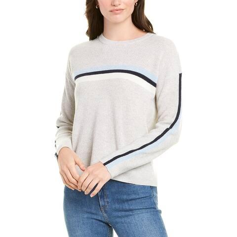 Velvet By Graham & Spencer Kyla Wool & Cashmere-Blend Sweater