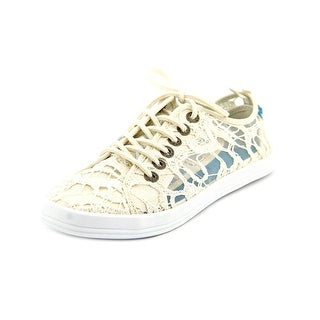 Blowfish Cabala Women Round Toe Canvas Sneakers