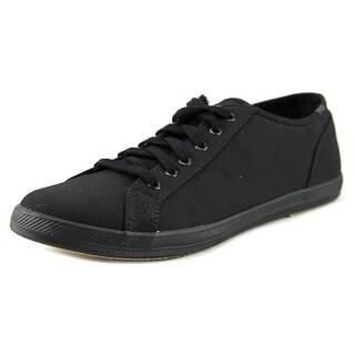 Keds Roster LTT Core Men  Round Toe Canvas Black Sneakers