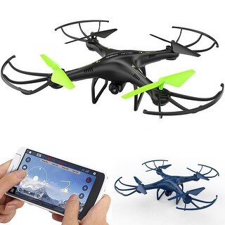 Udi Petrel U42W FPV Drone 2.4Ghz RC Quadcopter w/ HD Camera One Key OFF/Landing