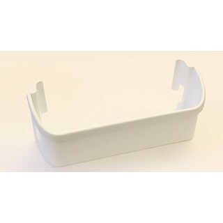 OEM Frigidaire Refrigerator Door Bin Basket Shelf Tray Shipped With: FRS26KF5CW3, FRS26KF5DB2, FRS26KF5DB3, FRS26KF5DB5