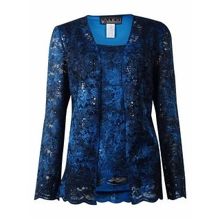 Alex Evenings Women's Sequined Mock-2PC Lace Blouse|https://ak1.ostkcdn.com/images/products/is/images/direct/5bb174cc0b9d715d0c219663938f3d42bcf0f7e2/Alex-Evenings-Women%27s-Sequin-Lace-Blouse.jpg?_ostk_perf_=percv&impolicy=medium