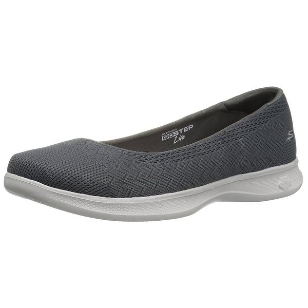 Step Lite-Solace Walking Shoe, Charcoal