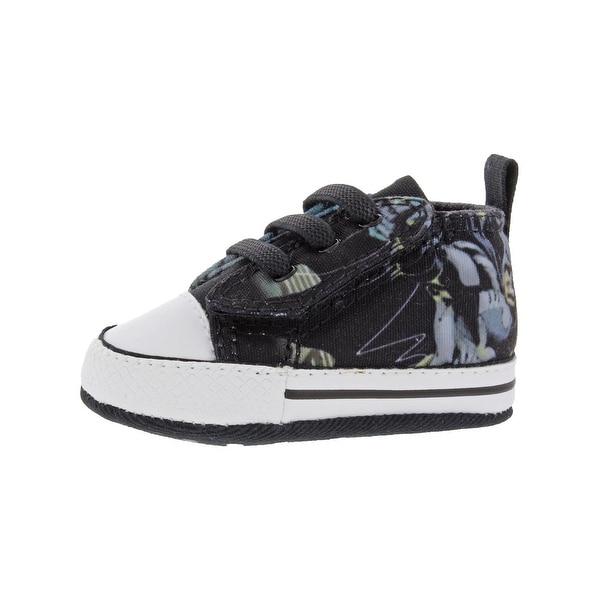 320673f6f552 Converse First Star Batman Crib Shoes Printed Casual - 1 medium (d) infant