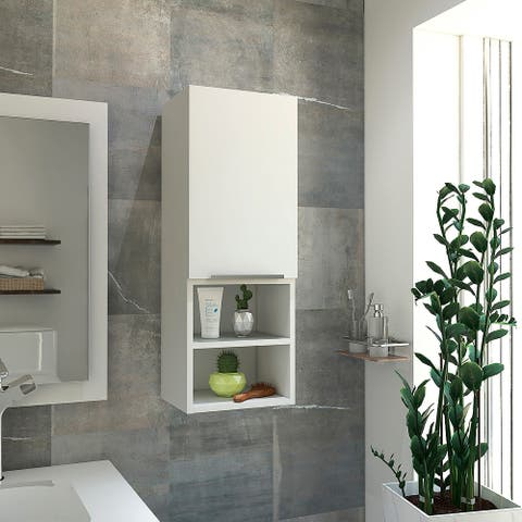 TUHOME Wall Cabinet