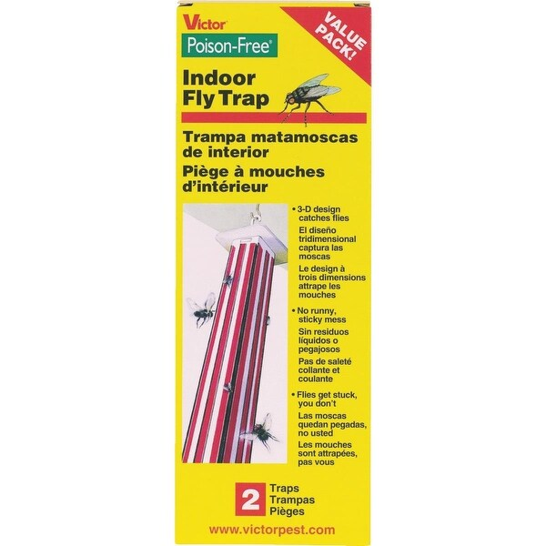 Victor Indoor Glue Fly Trap