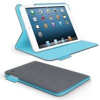 Logitech Folio Protective Case for iPad mini - Dark Clay Grey
