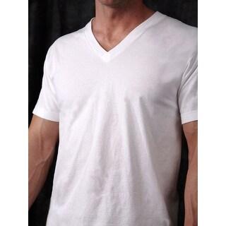 Munsingwear Men's V-Neck T-Shirt (Pack of 3)