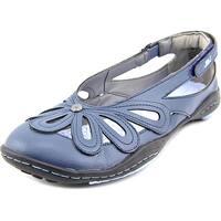 JBU by Jambu Juniper Women  Open-Toe Leather  Slingback Sandal