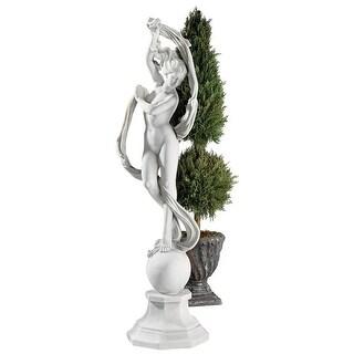 Design Toscano Goddess Aurora Statue: Gallery Size