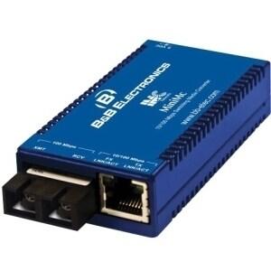 B+B Smartworx 855-10622 Minimc, Tp-Tx/Fx-Mm1300-St (W/Ac Power Adaptor)