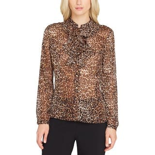 78ed6e9e2b Buy Brown 3 4 Sleeve Shirts Online at Overstock