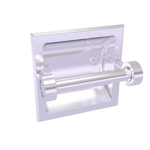 Allied Brass Continental Collection Recessed Toilet Tissue Holder