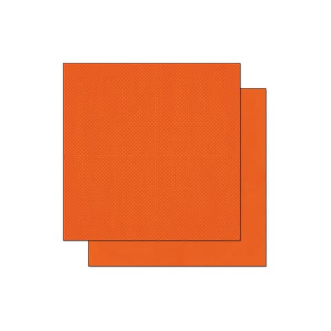 12pd791 bo bunny double dot paper 12x12 pumpkin