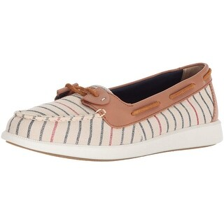 Sperry Women's Oasis Loft Canvas Boat Shoe